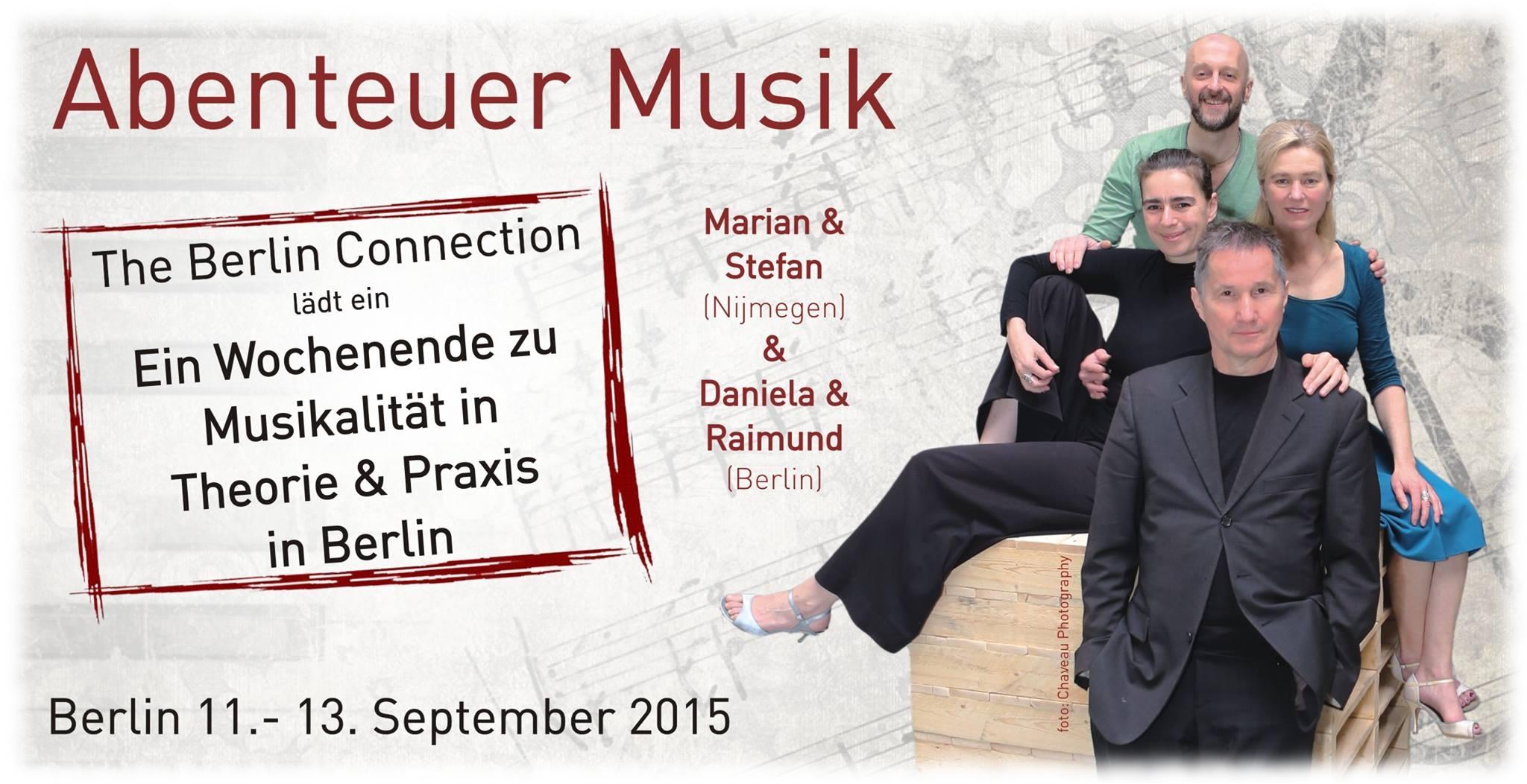 Abenteuer Musik in Berlin 2015