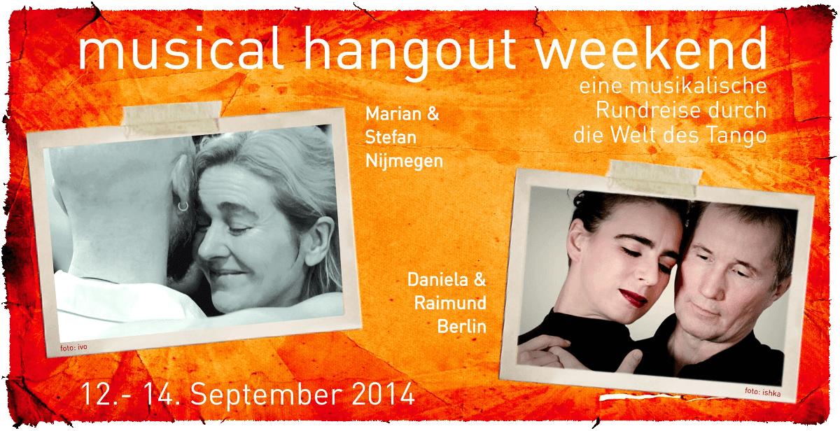 Musical hangout weekend Berlin 2014