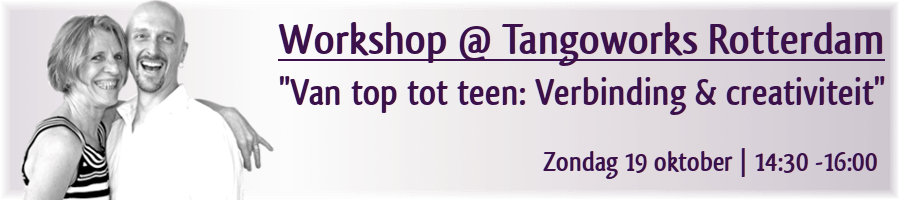 Workshop @ Tangoworks 10 2014